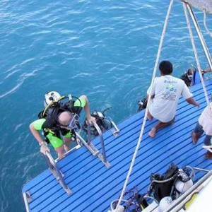 2 days 1 night liveaboard trip to the Similan islands with Phuket Dive Tours