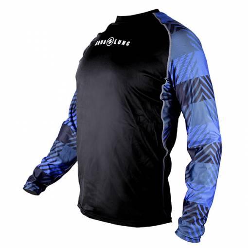 Aqualung Rash guard loose fit long sleeve Men