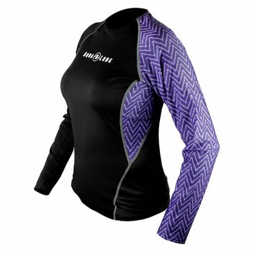 Aqualung Rash guard loose fit long sleeve lady