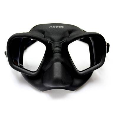 Abyss freediving mask Black - Phuket Dive Tours