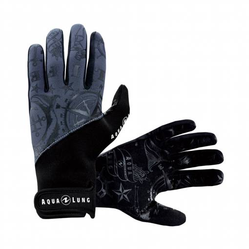 Aqualung Admiral diving gloves hand protection protection