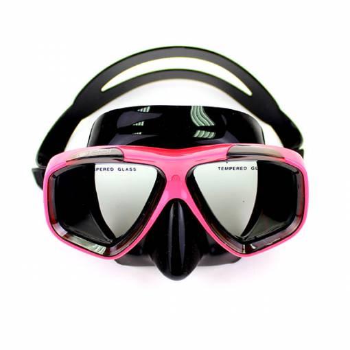 Adventure LX Mask Pink - Phuket Dive Tours