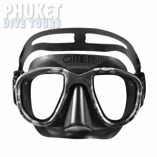 Alien camo Blackmoon scuba diving mask on sale at Phuket dive tours