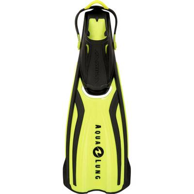 Aqualung Amika diving fin yellow