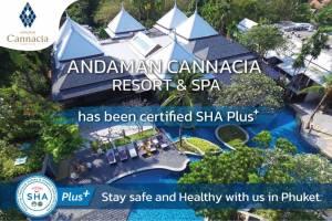 Andaman Cannacia Resort & Spa Kata Beach Phuket SHA Plus
