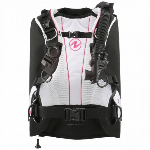 Aqualung Rouge BCD Pink White Black