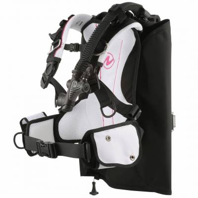 Aqualung Rouge Women BCD Pink White Black