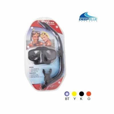 BORA Mask & Snorkel Clamset