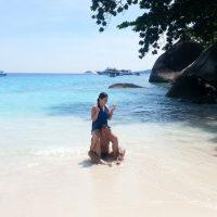 Beaches at Similan islands