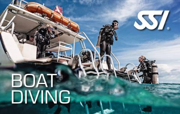 Boat Diving Phuket