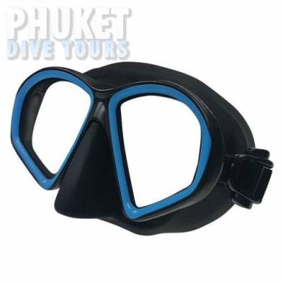 Covert Scuba diving & freediving mask