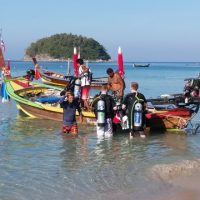 Diving Phuket Kata Beach diving