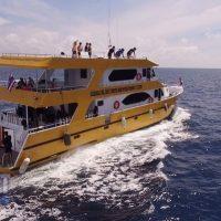 Diving Phuket Racha Noi Day Trip boat