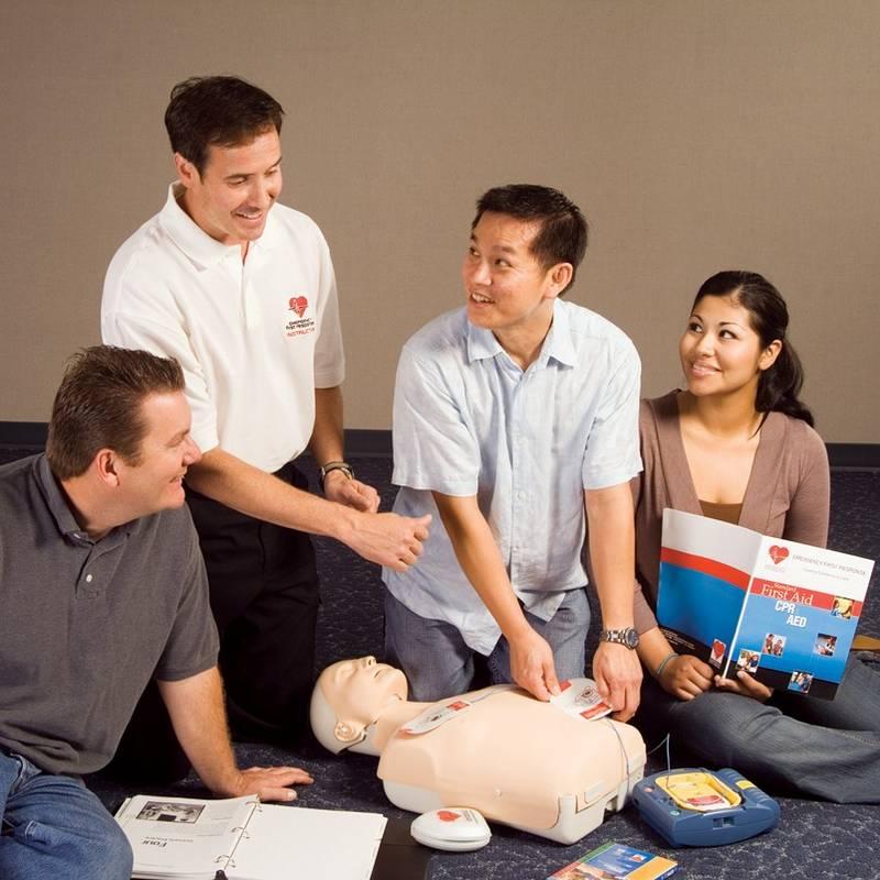 EFR - Emergency First Responder