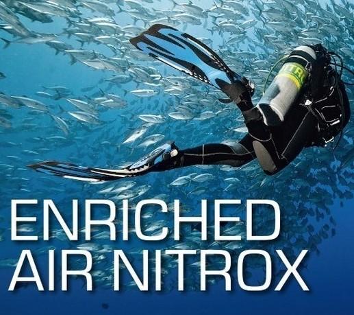 Nitrox Course Amp Enriched Air Diving Phuket Dive Tours