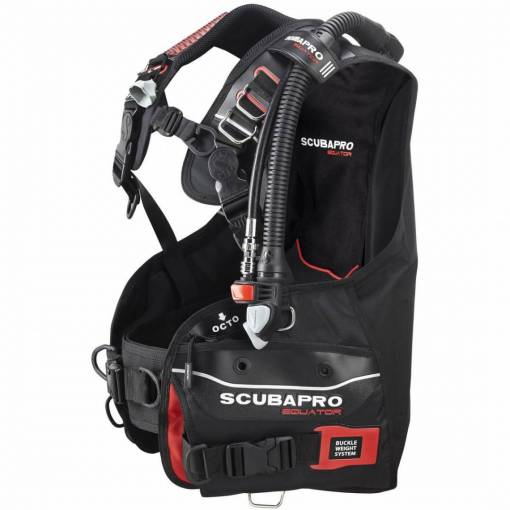Equator BCD by Scubapro available at Phuket Dive Tours