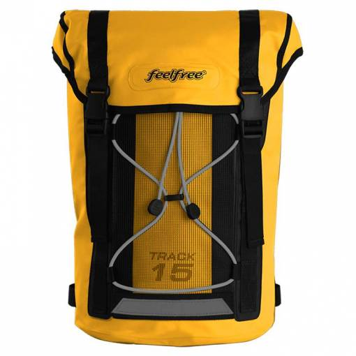 FEELFREE GEAR TRACK 15 Yellow - Phuket Dive Tours