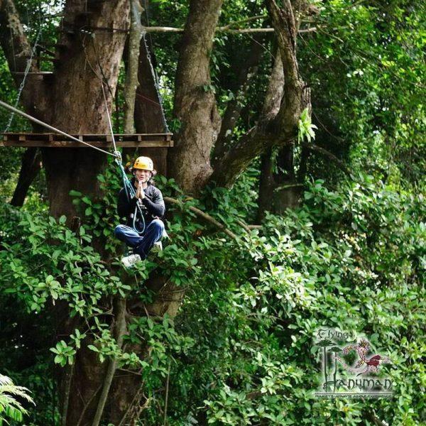 Best zip line Flying Hanuman Jungle Tour - Phuket Tours