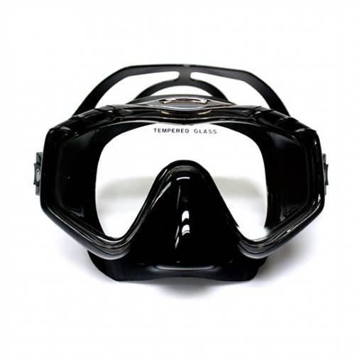 Hawai scuba diving mask black