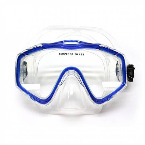 Hawai scuba diving mask blue