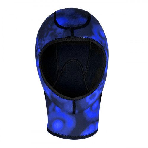 Aqualung Bali divers hood 3mm blue