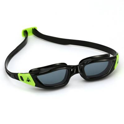 KAMELEON-Dark-Lens-Black-Frame-Lime-Buckles - Phuket Dive Tours