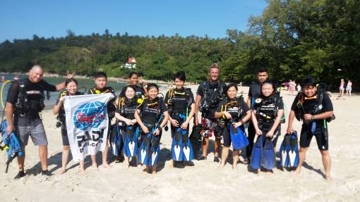 Kata Beach dive J