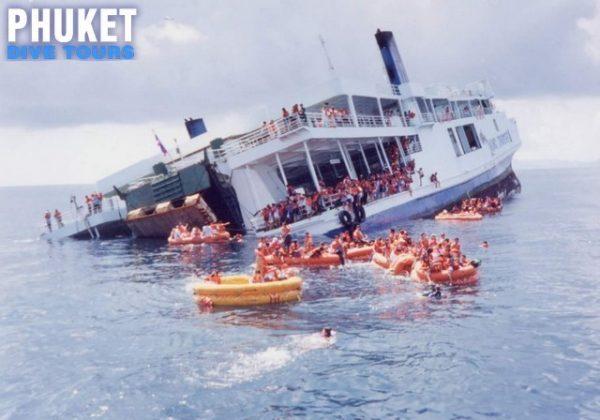 King Cruiser 4th May 1997