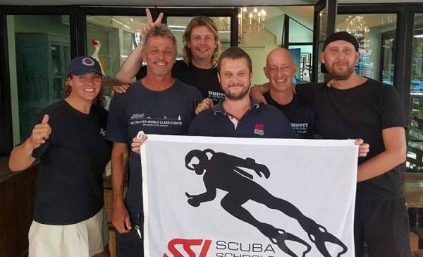 Scuba dive in Phuket with SSI Scuba diving Courses