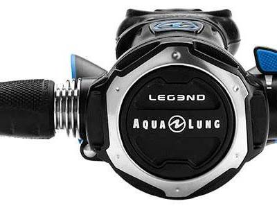Aqualung leg3nd 2nd stage scuba diving regulator