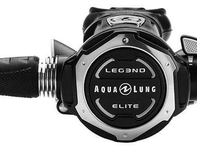 Aqualung Legend Elite Scuba Regulator 2nd stage