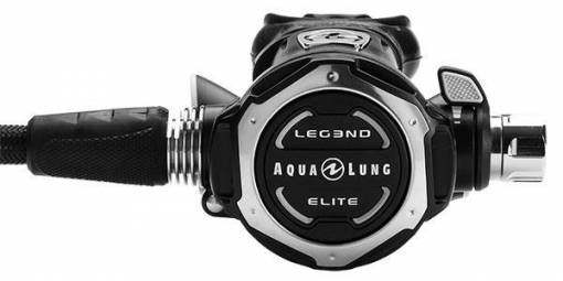 Aqualung Legend Elite Scuba Regulator 2nd stage