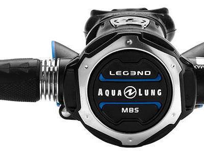 Aqualung leg3nd MBS 2nd Stage Scuba Regulator