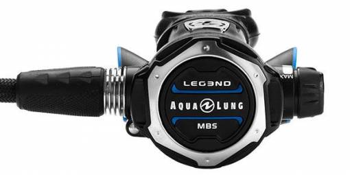 Aqualung leg3nd MBS 2nd Stage Scuba Regulator