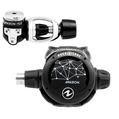 Aqualung Mikron first and second stage Regulator