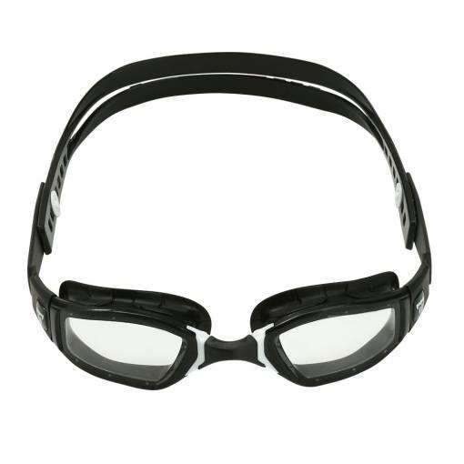 NINJA swimming goggles black white