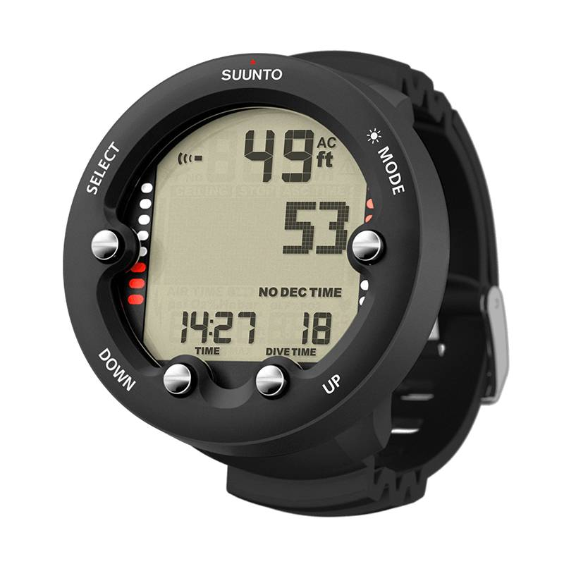 Suunto novo zoop dive computer on sale now 9 900 thb - Suunto dive computer ...