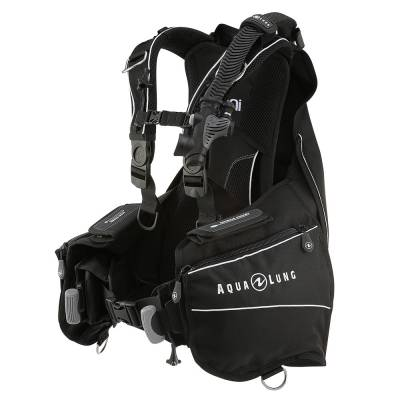 AquaLung Omni Scuba Diving BCD Charcoal