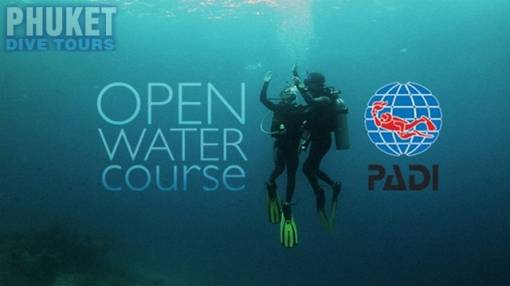 Open water Diver Course in Phuket