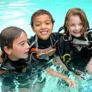 PADI Bubblemaker course - Phuket Dive Tours