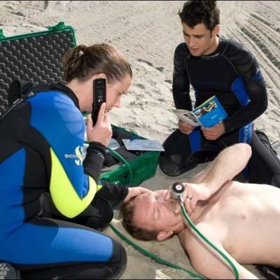 PADI Oxygen Provider Course