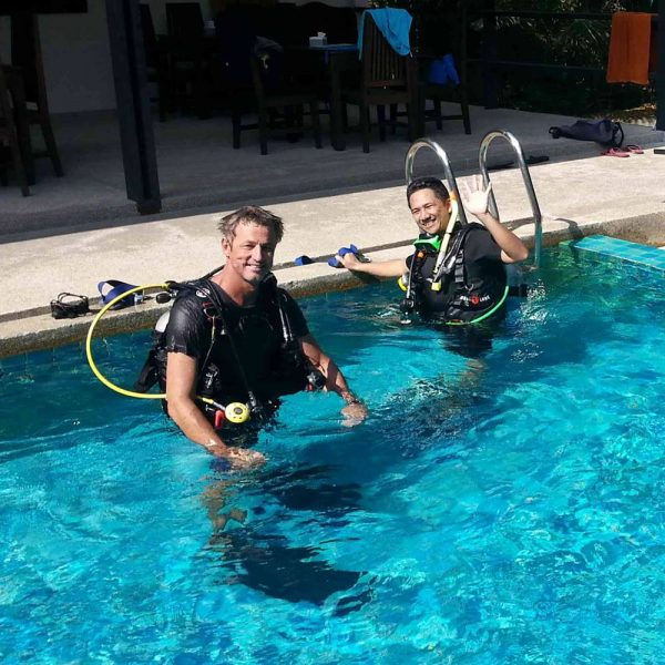scuba diver course Learn to Scuba Dive in Phuket