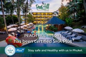 Peach Hill Resort Kata Beach Phuket SHA Plus