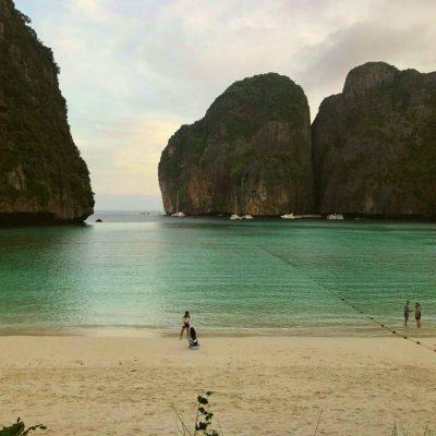 Phi Phi Maya bay sunrise trip