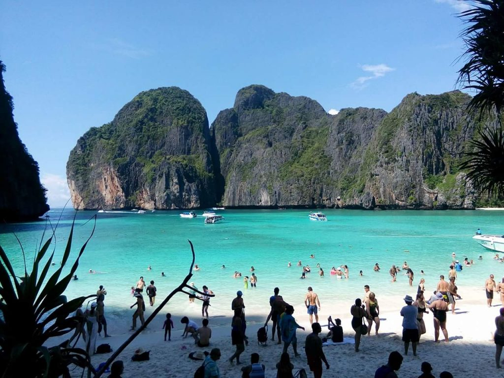 Phi Phi National Marine Park fees for Scuba Diving & Snorkeling