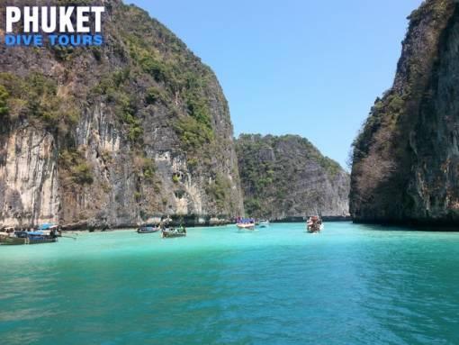 Maya Bay Phi Phi island Tour