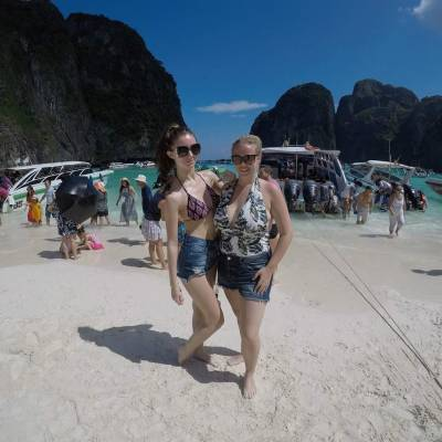 Phi Phi day trip from Phuket