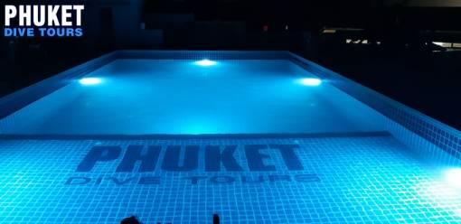 Phuket Scuba diving Pool