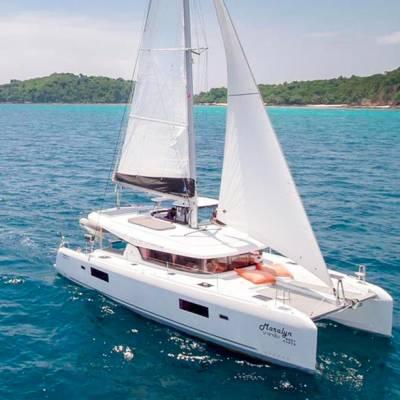 Phuket Sunset Cruise Catamaran