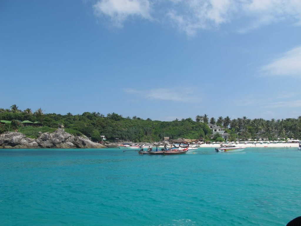 Phuket island has among the most amazing beaches you can visit
